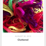 Cluttered